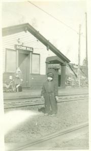 Joe Karas, Silver Hill, Silver Hill Boys and the Secret Railroad Club, railroad enthusiasts, railroad nostalgia, train enthusiasts, train nostalgia, train hobbyists,